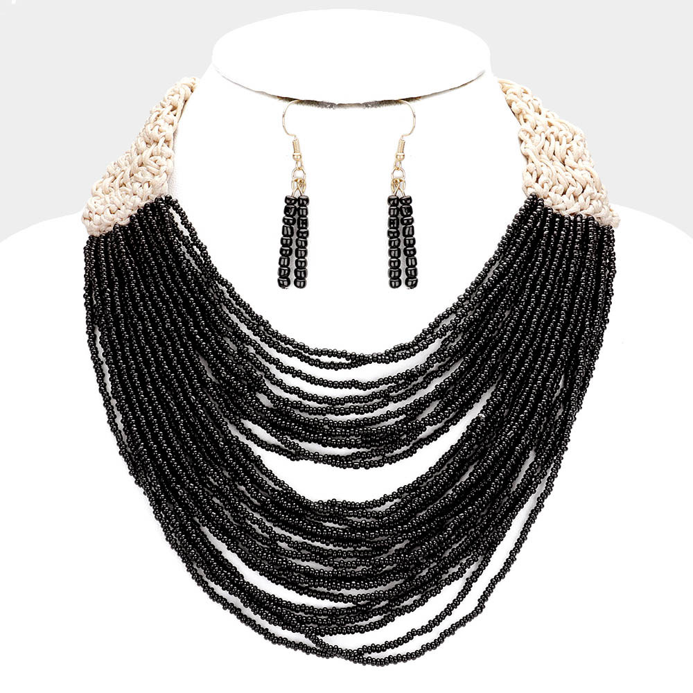 Expressions Jewelry Accessories Blog Archive Black Seed Bead
